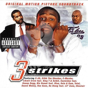 OST - 3 Strikes (Original Motion Picture Soundtrack) od 5,86 €