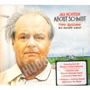 OST, Rolfe Kent - About Schmidt (The Score) od 3,91 €
