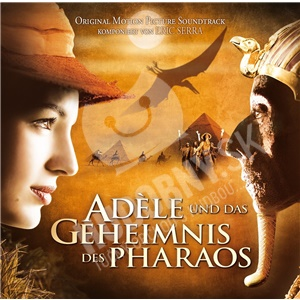 OST - Adele und das Geheimnis des Pharaos (Original Motion Picture Soundtrack) od 9,23 €