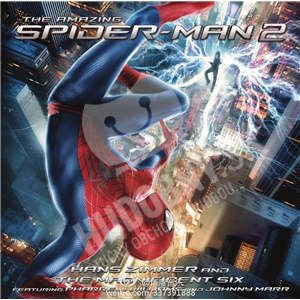 OST, Hans Zimmer - The Amazing Spider-Man 2 (The Original Motion Picture Soundtrack) od 13,35 €