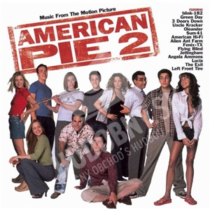 OST - American Pie 2 (Music from the Motion Picture) od 8,16 €