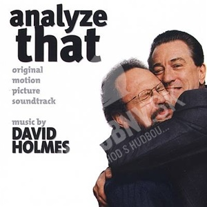 OST, David Holmes - Analyze That (Original Motion Picture Soundtrack) od 7,17 €