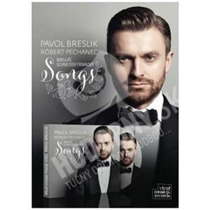 Pavol Breslík  &  Róbert Pechanec - Mikuláš Schneider - Trnavský SONGS od 14,49 €