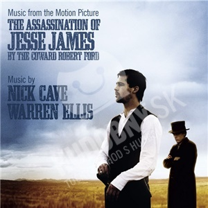 OST, Nick Cave & Warren Ellis - The Assassination of Jesse James By the Coward Robert Ford (Music From the Motion Picture) od 15,81 €