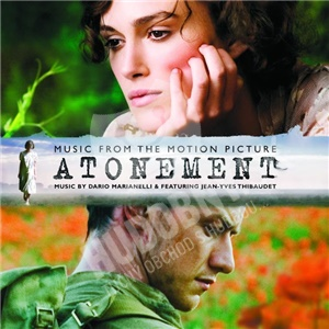 OST, Dario Marianelli - Atonement (Music from the Motion Picture) od 8,16 €