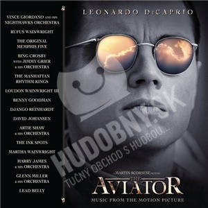 OST - The Aviator (Music from the Motion Picture) od 11,76 €