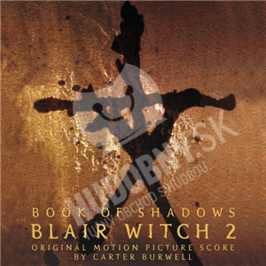 OST, Carter Burwell - Blair Witch 2 - Book of Shadows (Original Motion Picture Score) od 3,91 €
