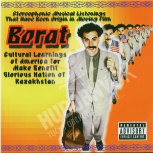 OST - Borat (Stereophonic Musical Listenings) od 5,22 €