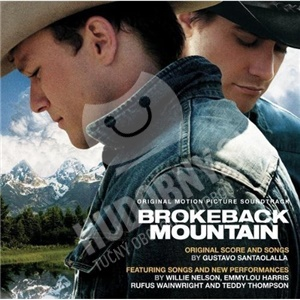 OST, Gustavo Santaolalla - Brokeback Mountain (Original Motion Picture Soundtrack) od 7,68 €