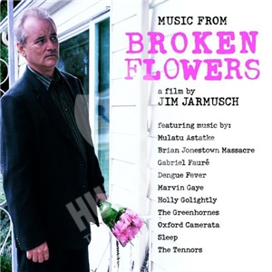 OST - Broken Flowers (Soundtrack from the Motion Picture) od 8,18 €