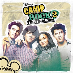 OST - Camp Rock 2 - The Final Jam (Soundtrack from the Motion Picture) od 0 €