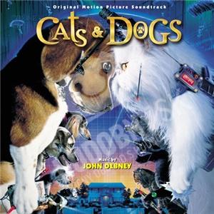 OST, John Debney - Cats & Dogs (Original Motion Picture Soundtrack) od 3,91 €