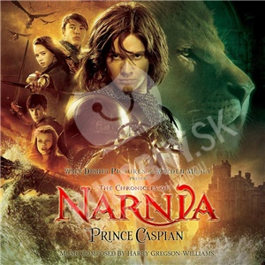 OST, Harry Gregson-Williams - The Chronicles of Narnia - Prince Caspian (An Original Walt Disney Soundtrack) od 11,99 €