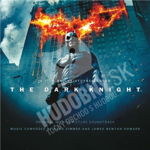 OST, Hans Zimmer, James Newton Howard - The Dark Knight (Original Motion Picture Soundtrack) od 10,49 €