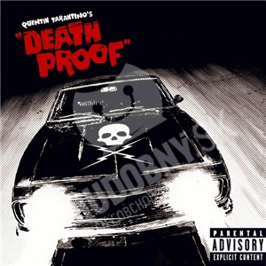 OST - Quentin Tarantino's Death Proof (Soundtrack from the Motion Picture) od 11,29 €