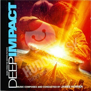 OST, James Horner - Deep Impact (Music from the Motion Picture) od 5,22 €