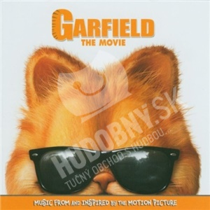 OST, Christophe Beck - Garfield The Movie (Music From And Inspired By The Motion Picture) od 3,91 €