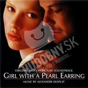 OST, Alexandre Desplat - Girl With A Pearl Earring (Original Motion Picture Soundtrack) od 9,22 €