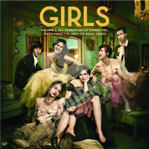 OST - Girls, Volume 2 - All Adventurous Women Do... (Music From the HBO Original Series) od 15,67 €