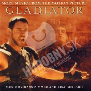 OST, Hans Zimmer, Lisa Gerrard - Gladiator (More Music From The Motion Picture) od 13,85 €