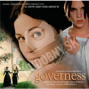 OST, Edward Shearmur, Ofra Haza - The Governess (Original Motion Picture Soundtrack) od 14,99 €