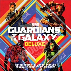 OST, Tyler Bates - Guardians of the Galaxy - Deluxe (Songs From The Motion Picture Original Score) od 13,99 €