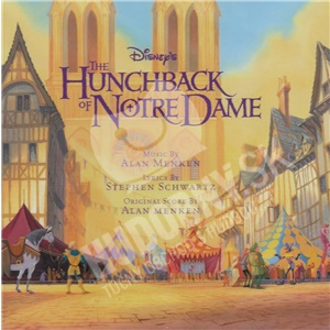 OST, Alan Menken - The Hunchback of Notre Dame (Original Score) od 8,16 €