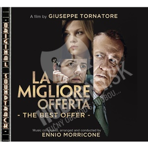 OST, Ennio Morricone - La migliore offerta - The Best Offer (Original Motion Picture Soundtrack) od 10,49 €