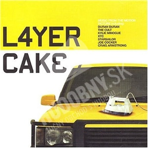 OST - Layer Cake (Music From The Motion Picture) od 13,37 €