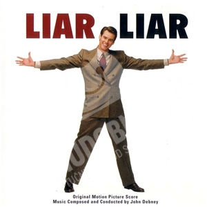 OST, John Debney - Liar Liar (Original Motion Picture Score) od 3,91 €