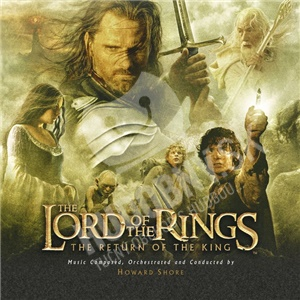 OST, Howard Shore - The Lord of the Rings - The Return of the King (Soundtrack from the Motion Picture) od 14,99 €