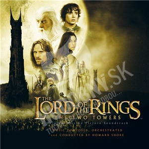 OST, Howard Shore - The Lord of the Rings - The Two Towers (Original Motion Picture Soundtrack) od 14,03 €