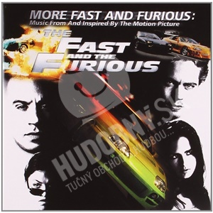 OST - More Fast and Furious (Music From And Inspired By The Motion Picture) od 8,99 €