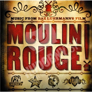 OST - Moulin Rouge (Soundtrack from the Motion Picture) od 8,49 €
