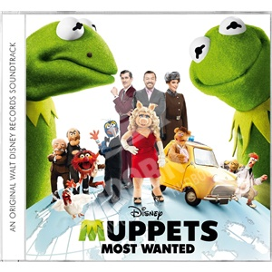 OST - Muppets Most Wanted (Original Motion Picture Soundtrack) od 13,85 €