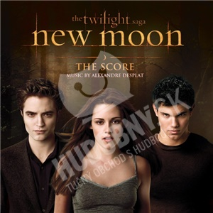OST, Alexandre Desplat - The Twilight Saga - New Moon (The Score) od 13,30 €