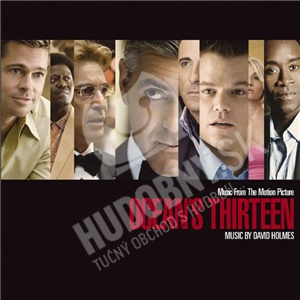 OST, David Holmes - Ocean's Thirteen (Music from the Motion Picture) od 7,66 €