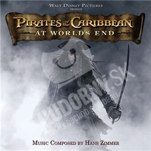 OST, Hans Zimmer - Pirates of the Caribbean - At World's End (Soundtrack from the Motion Picture) od 14,99 €