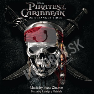 OST, Hans Zimmer, Rodrigo Y Gabriela - Pirates of the Caribbean - On Stranger Tides (Soundtrack from the Motion Picture) od 11,10 €
