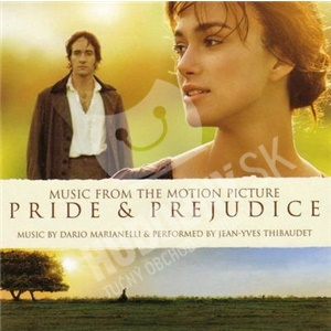 OST, Dario Marianelli, Jean-Yves Thibaudet - Pride & Prejudice (Music from the Motion Picture) od 9,22 €