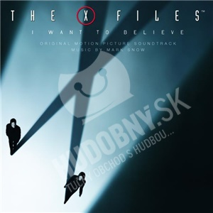 OST, Mark Snow - The X-Files - I Want to Believe (Original Motion Picture Soundtrack) od 14,99 €