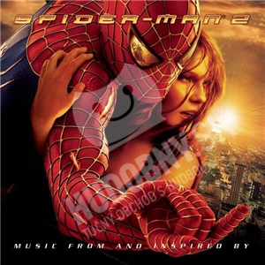 OST, Danny Elfman - Spider-Man 2 (Music from and Inspired By) od 5,22 €