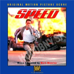 OST, Mark Mancina - Speed (Original Motion Picture Score) od 10,75 €