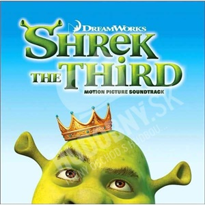 OST - Shrek the Third (Motion Picture Soundtrack) od 7,17 €