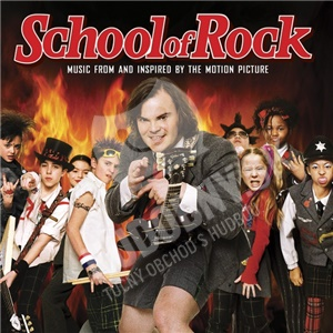 OST - School of Rock (Music from and Inspired By the Motion Picture) od 5,22 €