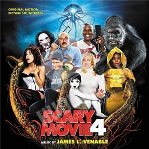 OST, James L. Venable - Scary Movie 4 (Original Motion Picture Soundtrack) od 22,31 €
