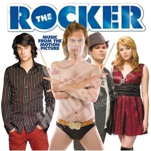 OST, Teddy Geiger - The Rocker (Music from the Motion Picture) od 6,53 €