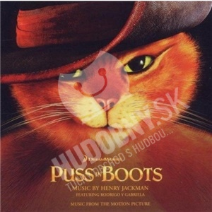 OST, Henry Jackman - Puss in Boots (Music From The Motion Picture) od 24,32 €
