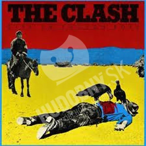 The Clash - Give 'Em Enough Rope od 6,99 €