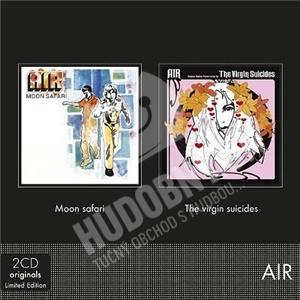 Air - Moon Safari & The Virgin Suicides od 24,99 €